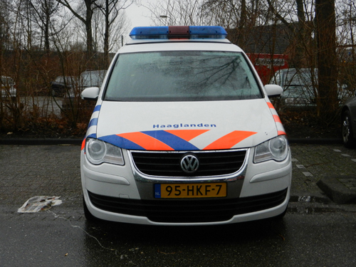 41-jarige man aangehouden na mishandeling Vrijmarkt Laat de Kanterenstraat Leiden