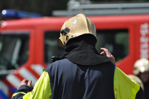 Hoogbejaarde vrouw overleden door brand in woning Oranjeplein Maasdijk