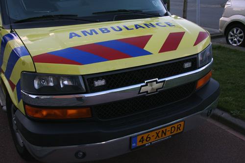 Twee zwaargewonden na éénzijdig ongeval op A16 Ridderkerk