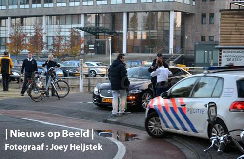 Politie en burger grijpen fietsendieven Alexandrium