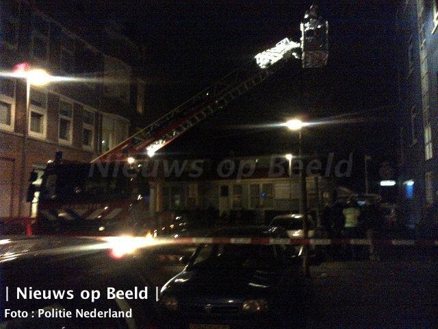 Vrouw overleden na steekpartij Boudewijnstraat