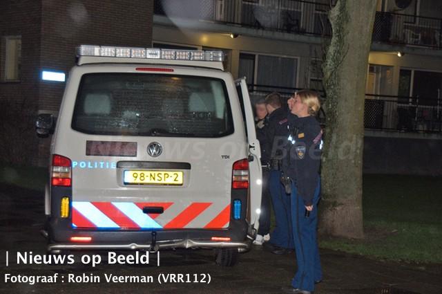Politie grijpt woninginbreker Harkulo Rotterdam