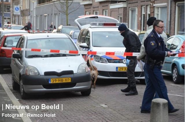 Bejaarde vrouw overvallen in woning Patrimoniumstraat Delft