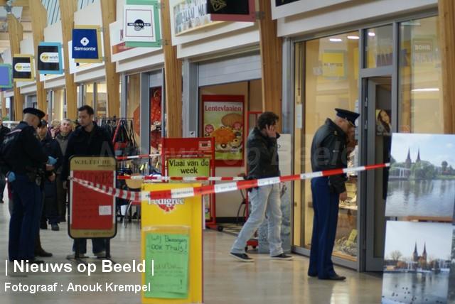 Drie verdachten aangehouden voor overval op Juwelier Pronk Martinus Nijhofflaan Delft