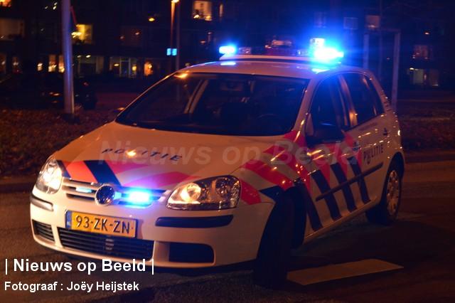 Zes aanhoudingen na zware mishandeling vrouw in woning Schalk Burgerstraat