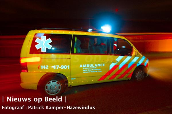 Twee doden en gewonden na ongeval Plaatweg Stellendam
