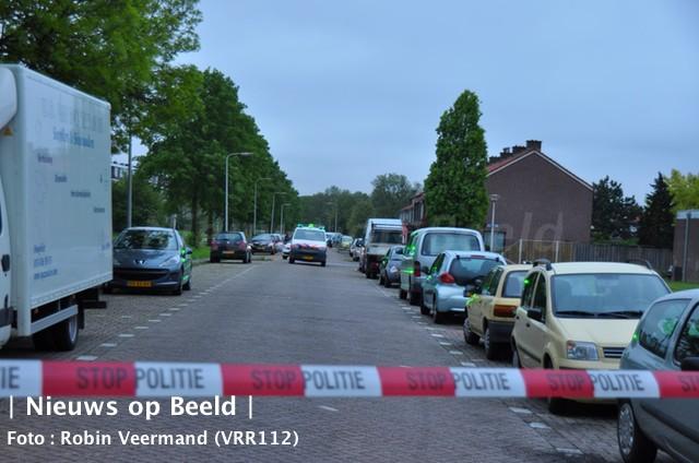 Man zwaargewond in ziekenhuis na mogelijke steekpartij Vondelsingel Spijkenisse
