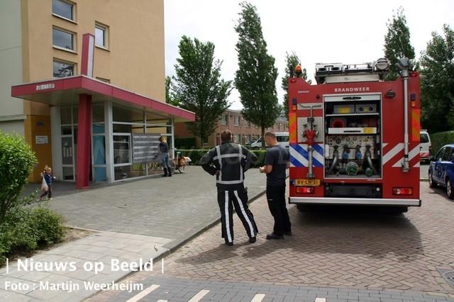 Brandweer rukt uit na oververhitte strijkijzer professor for Kruidvat alexandrium