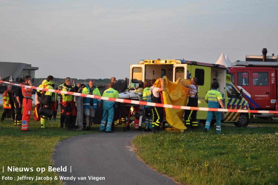 Jongen (15) overleden na zwemmen in Spui Oud Beijerland