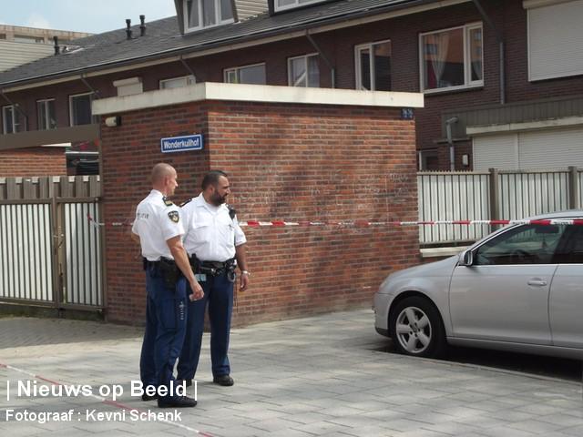Gewonde na schietpartij Steekhaamstraat Hoogvliet