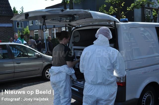 Meisje (8) overleden onderaan flat gevonden De Arend Hoogeveen