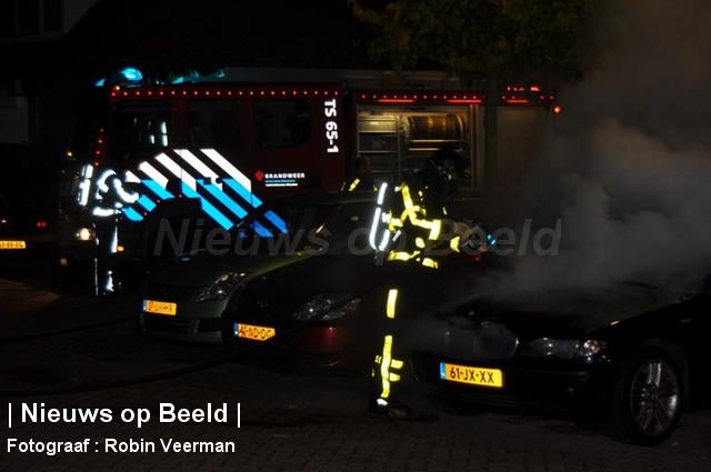 19-10-13-Dragondonk-Spijkenisse-Brand-voertuig2