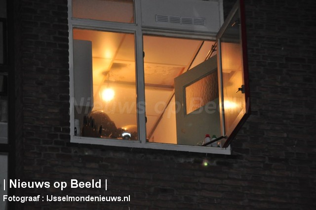 20-10-13-Petrarcastraat-Rotterdam-Gebouwbrand3