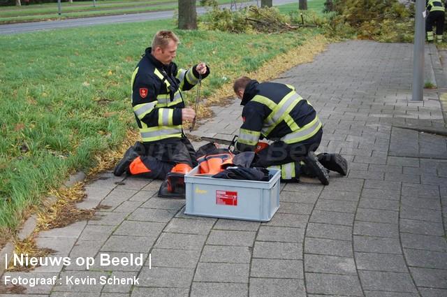 28-10-13-HenkMiliusstraat-Hoogvliet-Stormschade2