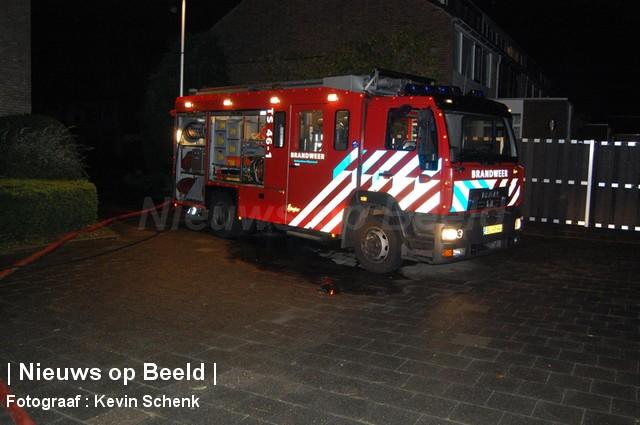 29-10-13-PrinsBernhardstraat-Ridderkerk-Brand1