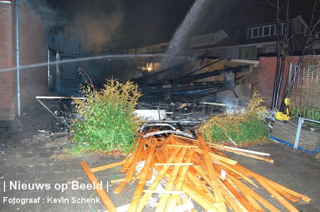 29-10-13-PrinsBernhardstraat-Ridderkerk-Brand4