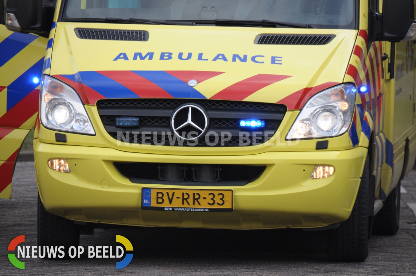 Gewonde na gasexplosie in woning Berkenhof Papendrecht