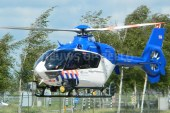 Politiehelikopter ingezet voor zoektocht naar berovers Keerkring Capelle aan den IJssel