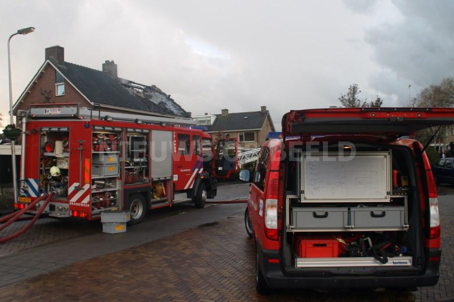 Als Auto Salvage >> Uitslaande brand in woning na blikseminslag Pleinstraat Bergambacht – Nieuws op Beeld – Altijd ...