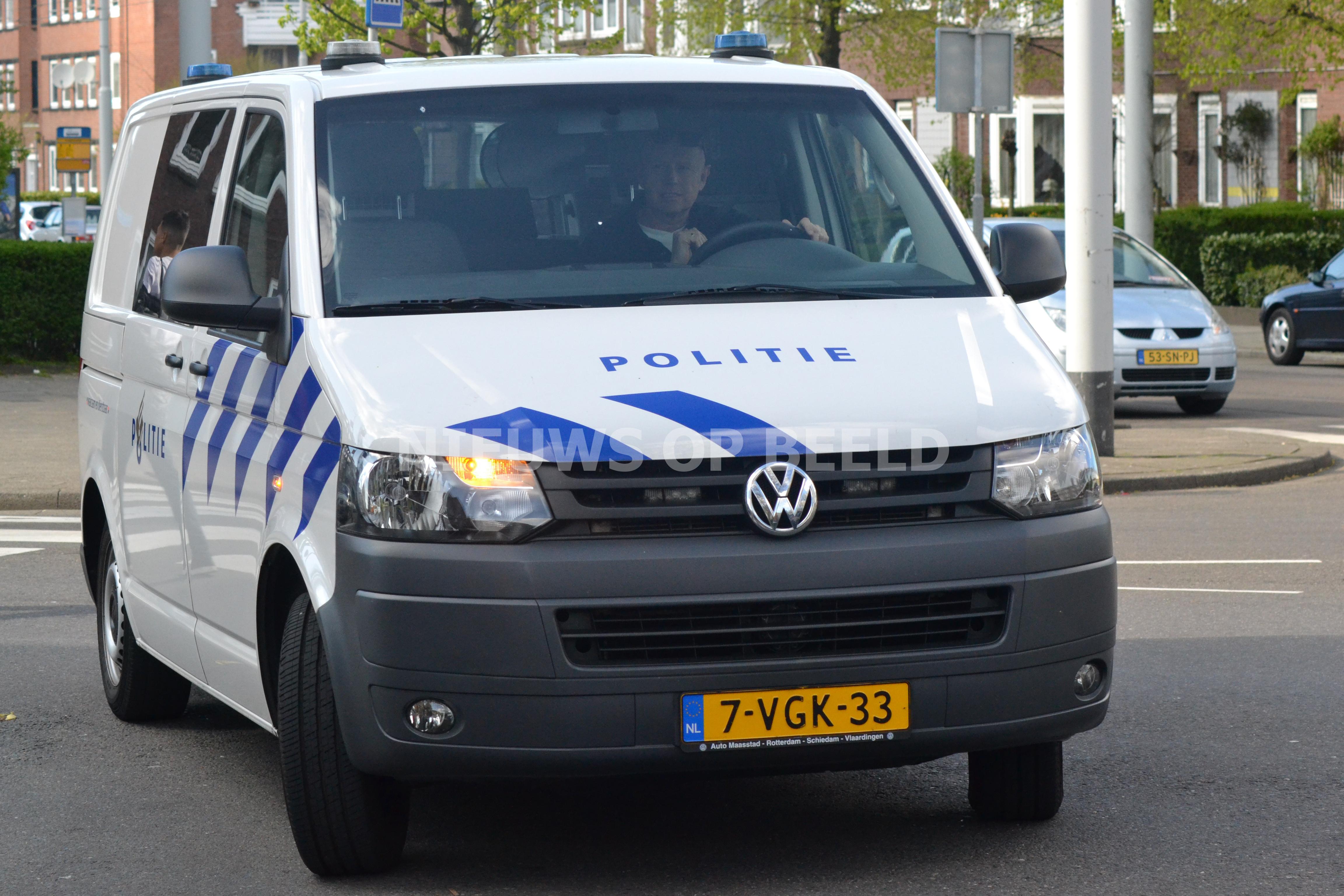 Dode aangetroffen op de Peppelhorst in Waddinxveen