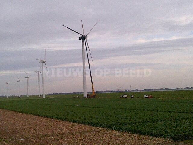 Onderzoek naar brandveiligheid Windturbines na fatale brand Ooltgensplaat
