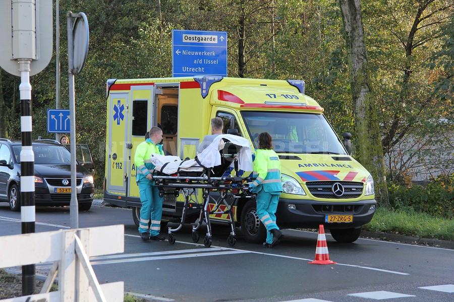 Vrouw overleden bij verkeersongeval N360