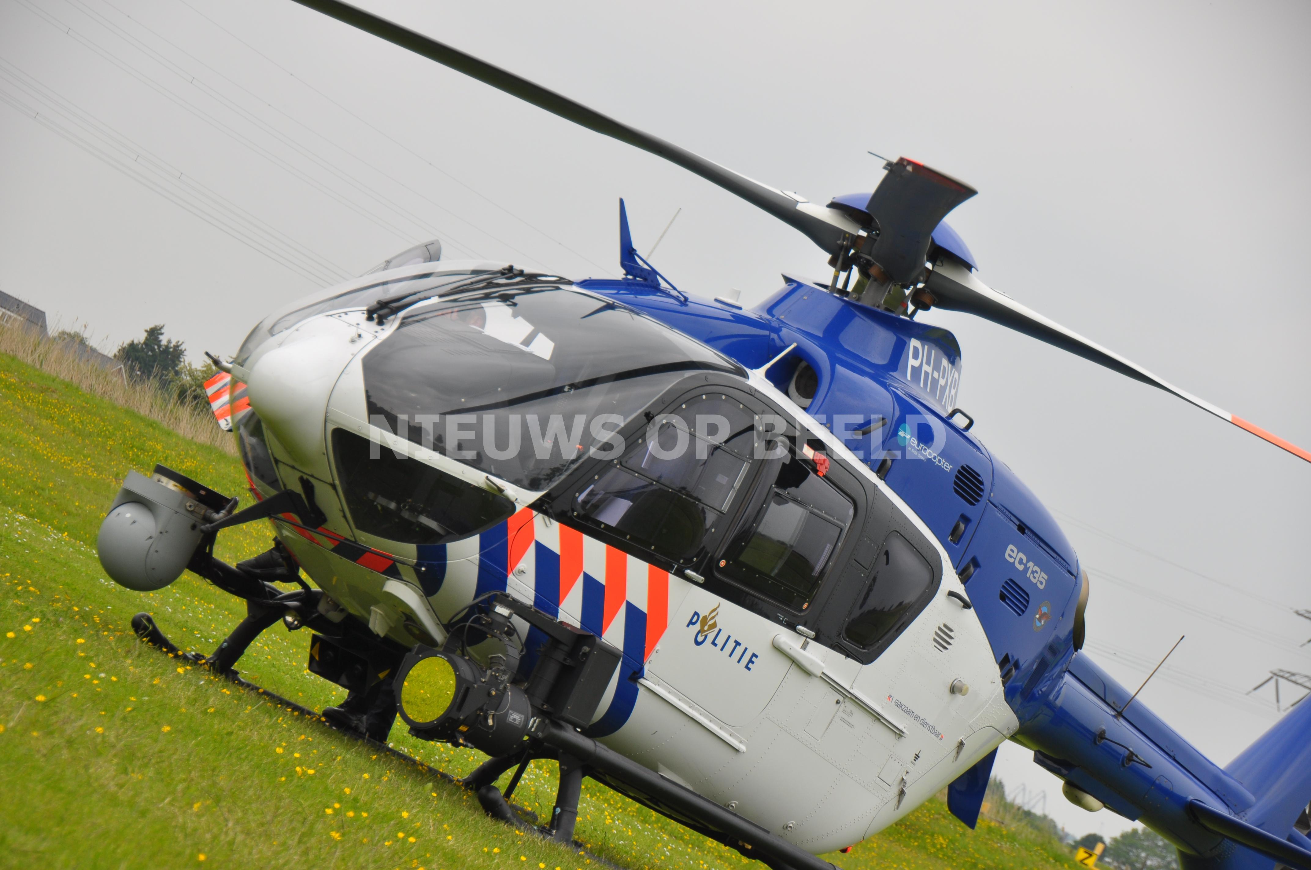 Overvallers Casino Burgh Haamstede na waarschuwingsschot aangehouden op de Markweg in Rotterdam-Europoort