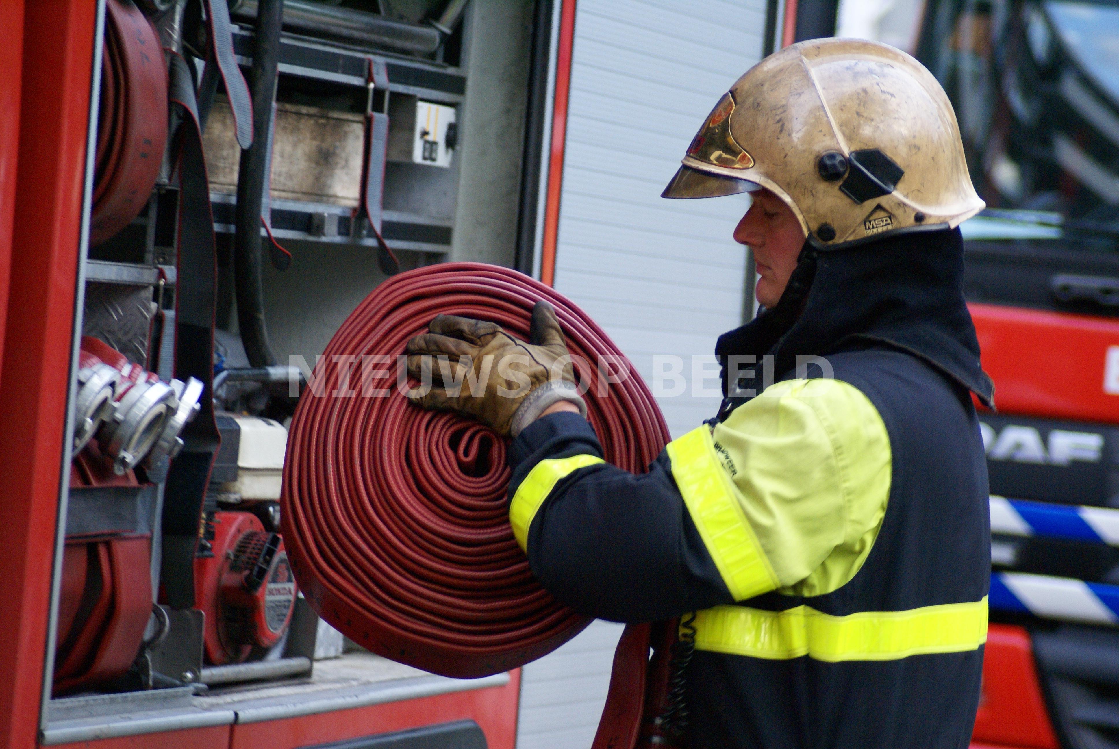 Dode na brand in woning Prinses Beatrixlaan Bergen op Zoom