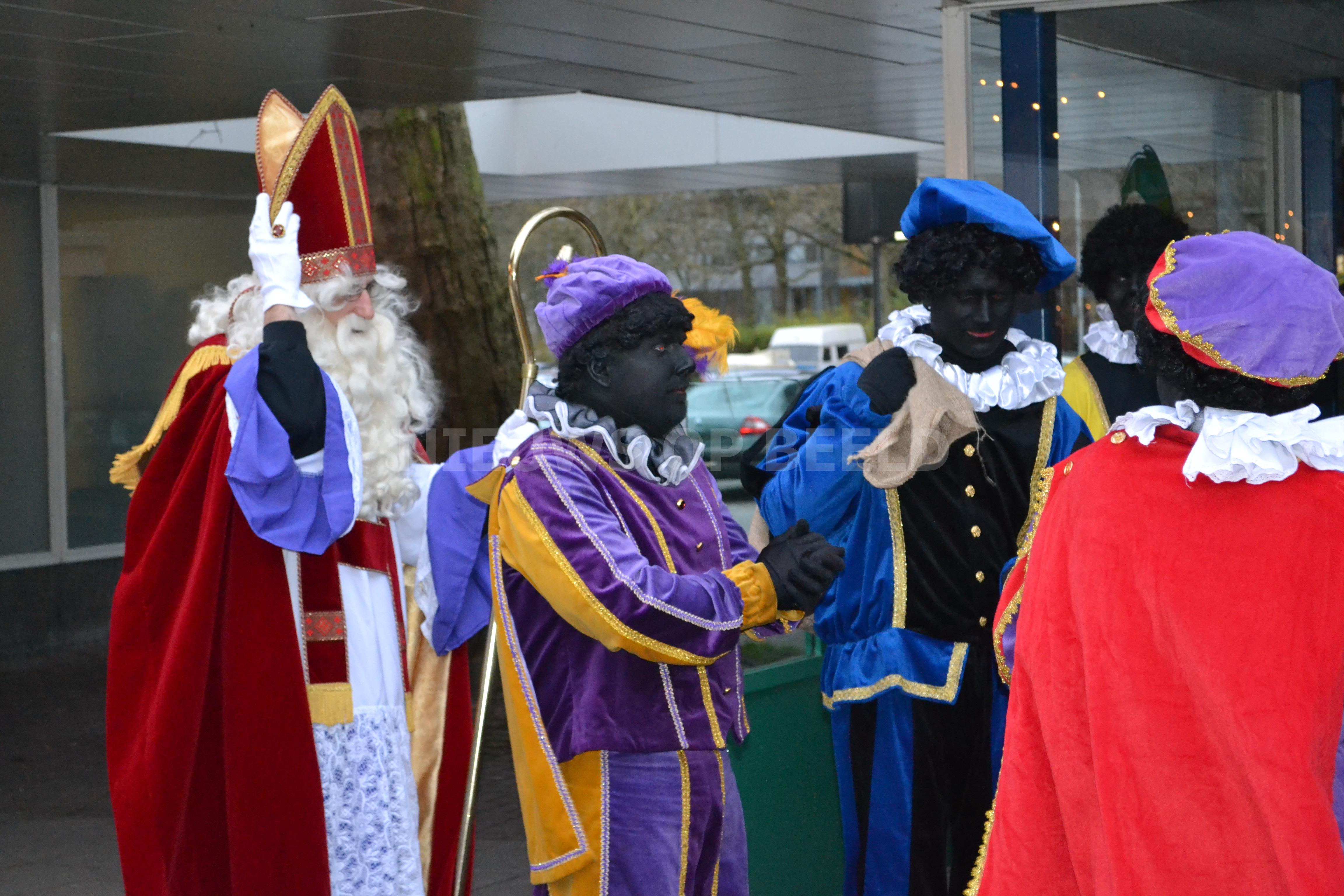 Sinterklaas intocht Zoetermeer