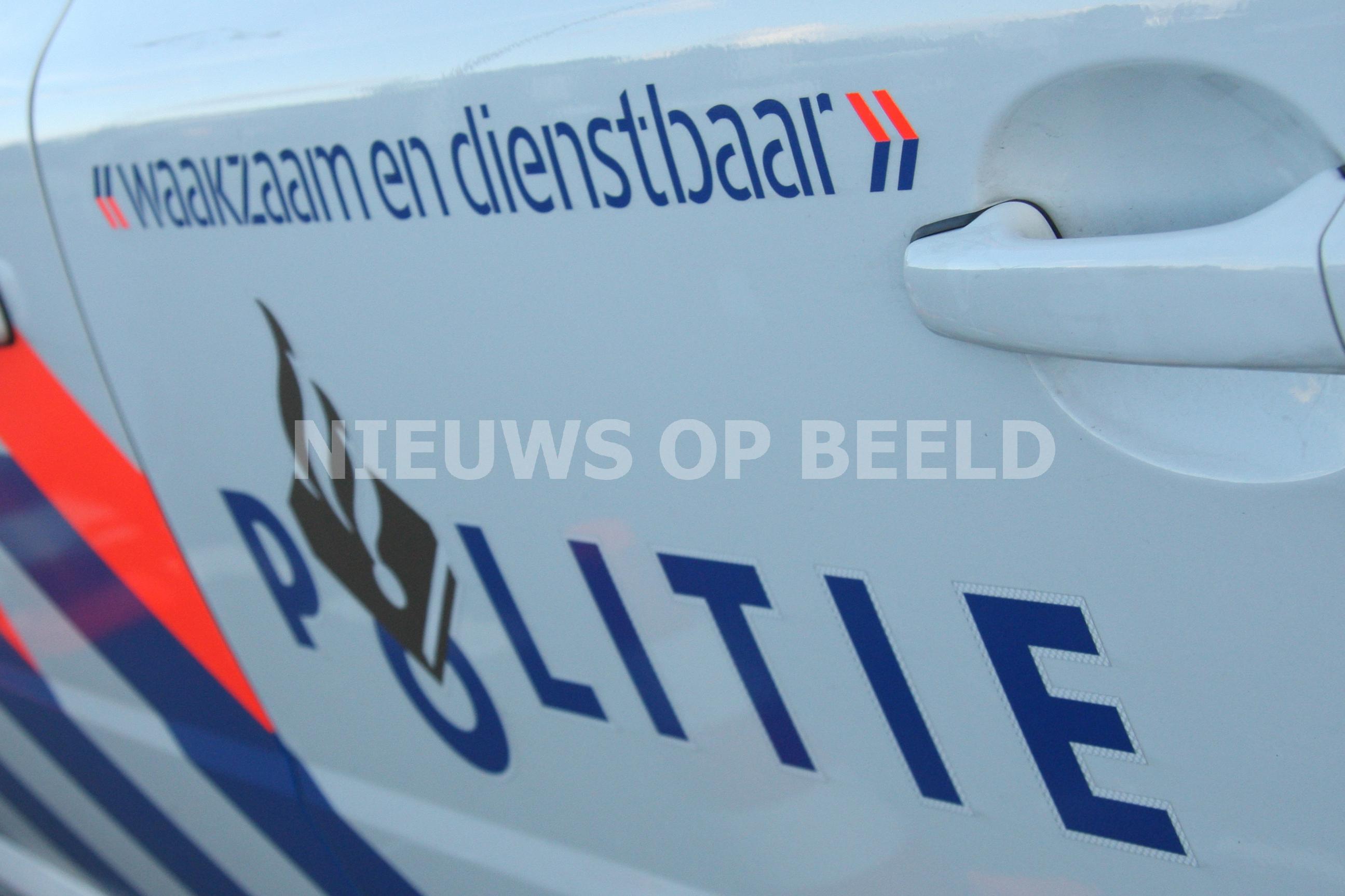 Ramkraak op telefoonwinkel Kerkstraat Bodegraven