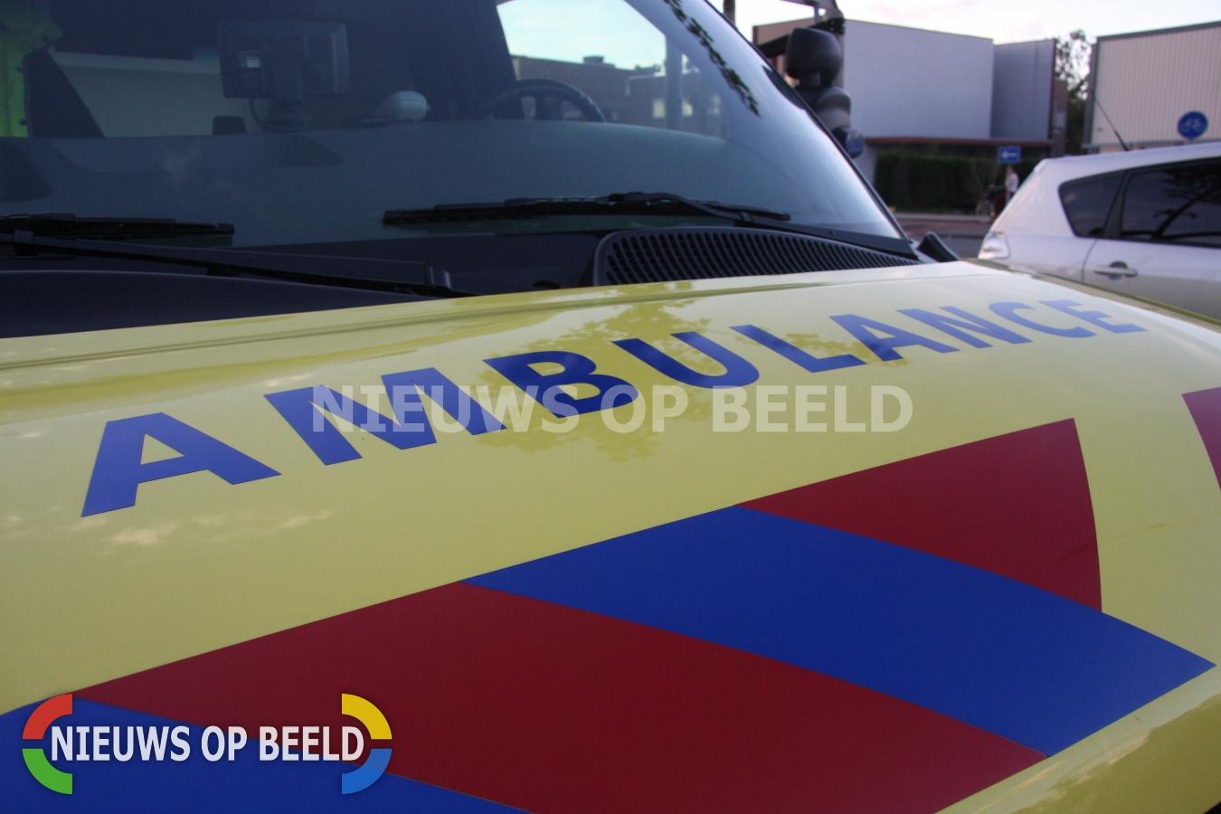 Man gewond na steekpartij door ruzie in woning Sparrendal Maassluis