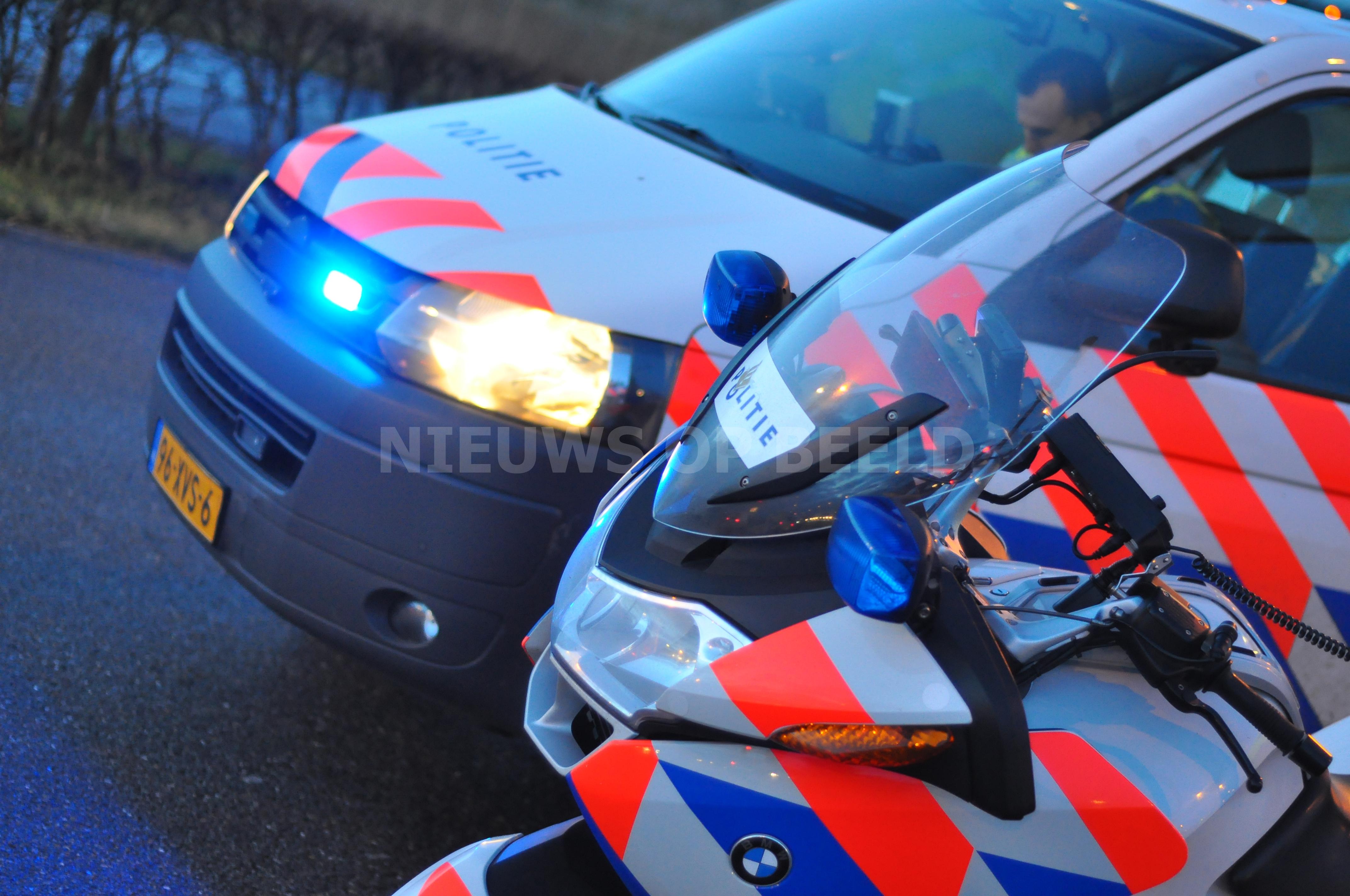 Politie opent jacht op overvaller centrum Rotterdam