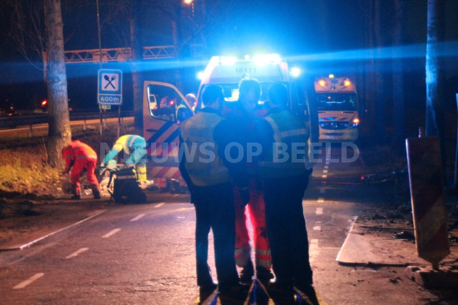 Fietser (57) overleden na ongeval Parallelweg Nieuwerkerk aan den IJssel