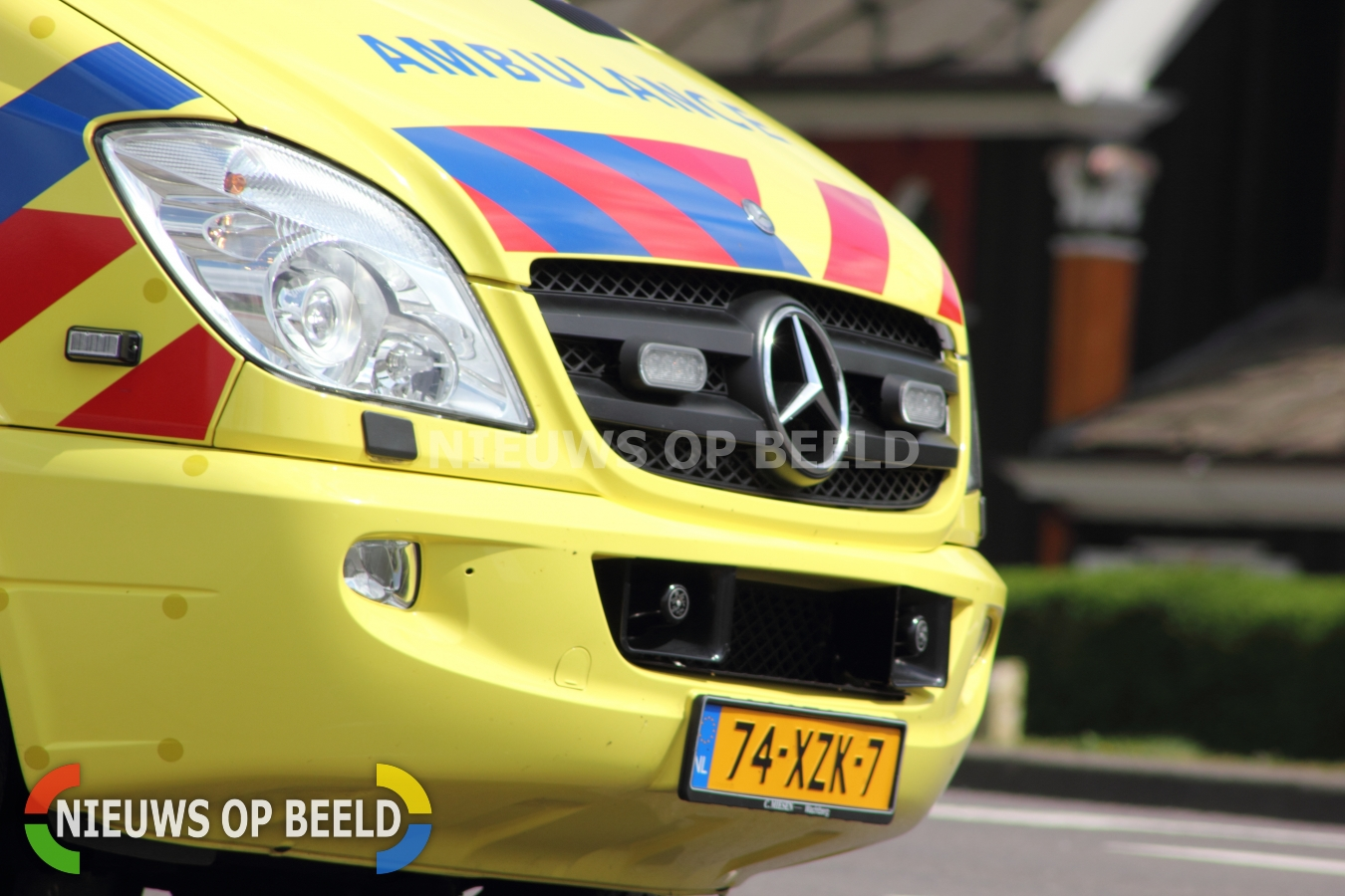 Dode na ongeluk met personenvoertuig en vrachtwagen A59 Oosterhout (video)