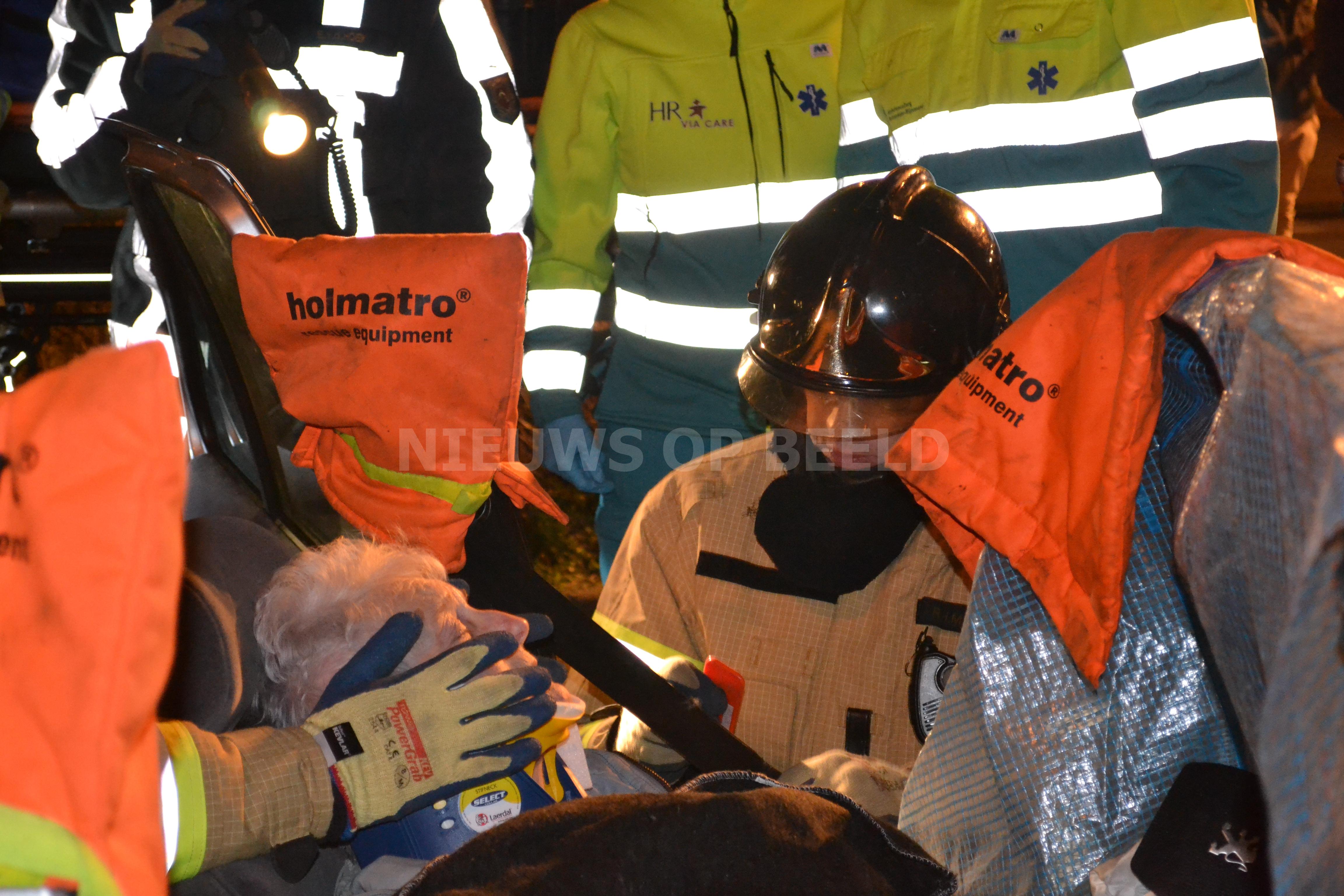 hulpdiensten oefenen zwaar ongeval in capelle aan den