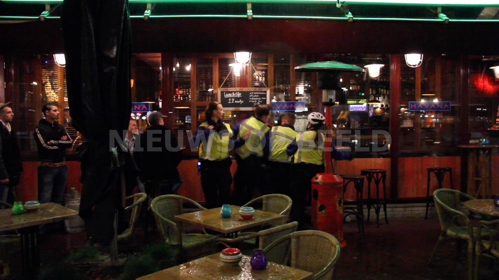 Man (20) wordt zwaar bestraft voor misdraging bij aanhouding Stadsplein Capelle aan den IJssel