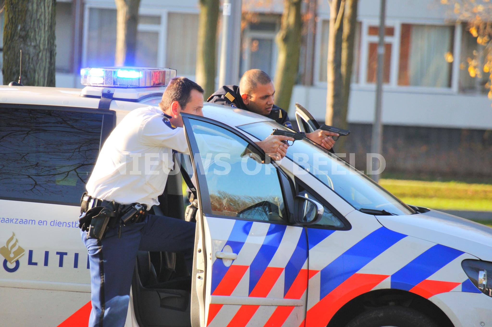 Vijf verdachten aangehouden voor woningoverval Polderstraat Alblasserdam