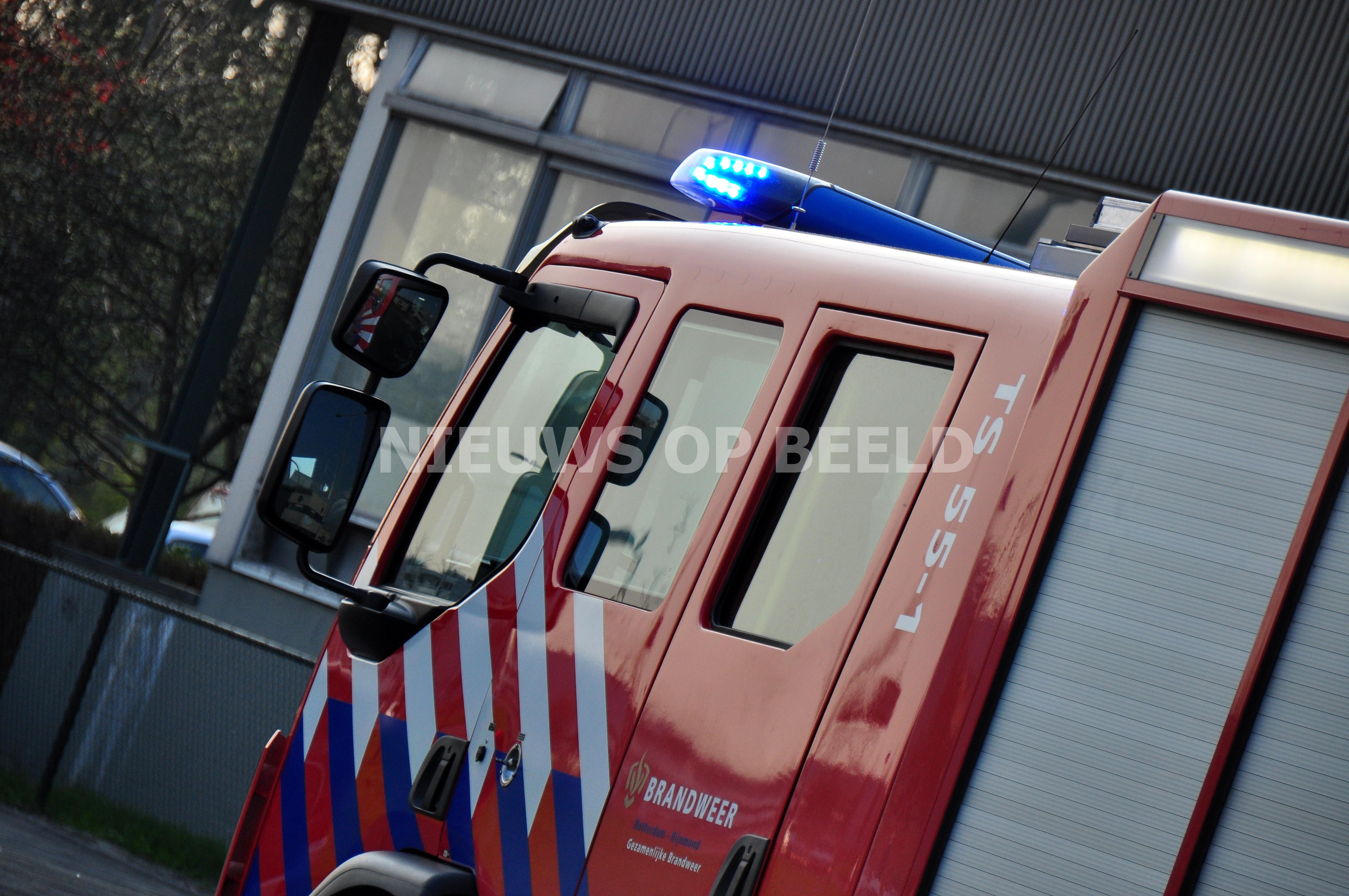 Dode in uitgebrande auto De Jonge van Zwijnsbergenstraat Helvoirt