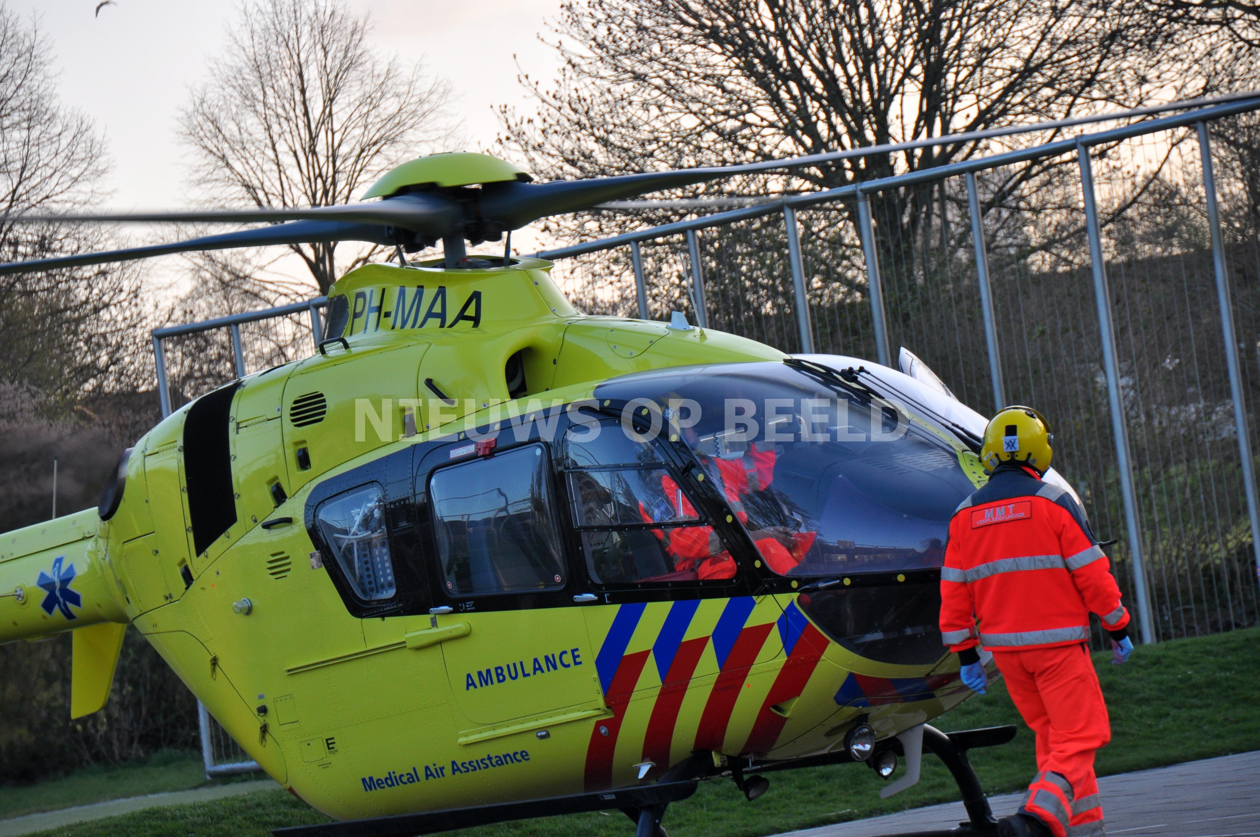 20-jarige monteur overleden na ongeval met trailer Wilgenweg Groot-Ammers