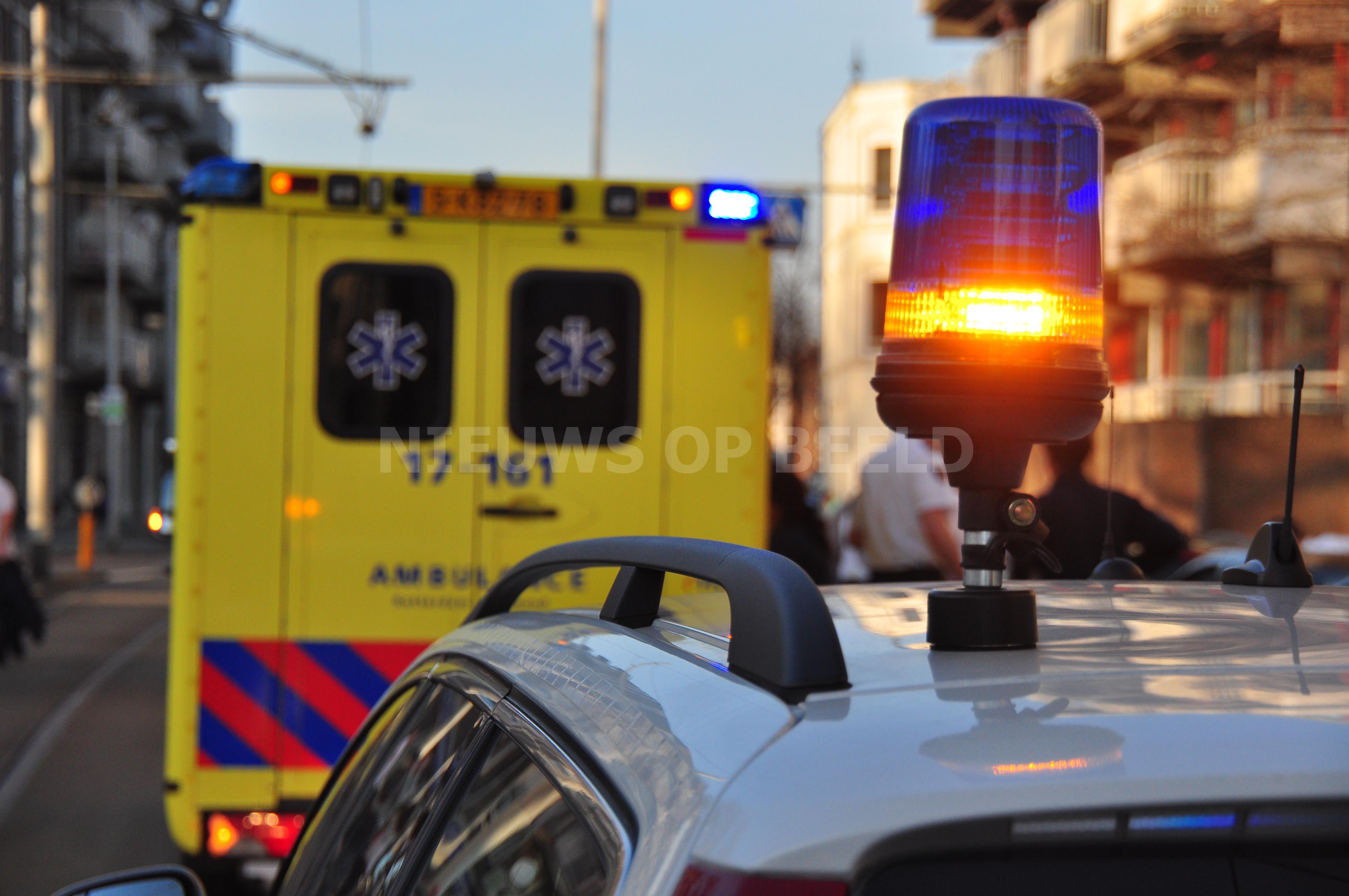 Politie lost schoten bij incident, man (50) komt te overlijden