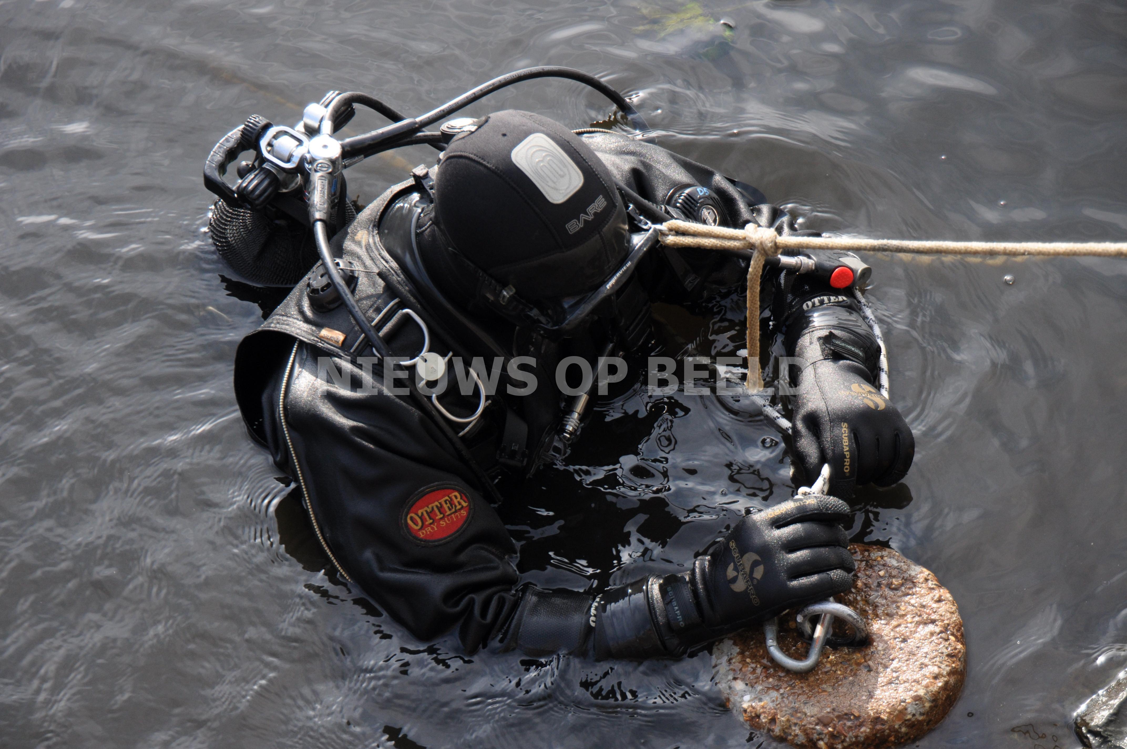Peutertje (2) alsnog overleden na val in sloot Vinkeweg Oegstgeest