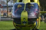 Vrouw overleden na aanrijding met tractor C.G. Roosweg Krimpen aan de Lek