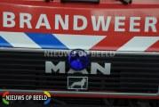 Pizzeria verwoest na explosie en brand Weerdingerstraat Emmen