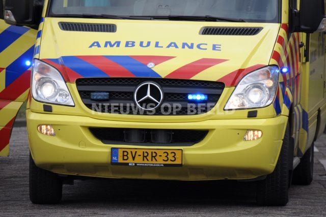 Fietsende opa gewond na frontale botsing met man (34) West-Terschelling - Nieuws op Beeld