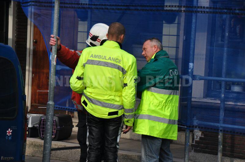Zes personen onwel na proefje in scheikundelokaal ROC Tilburg