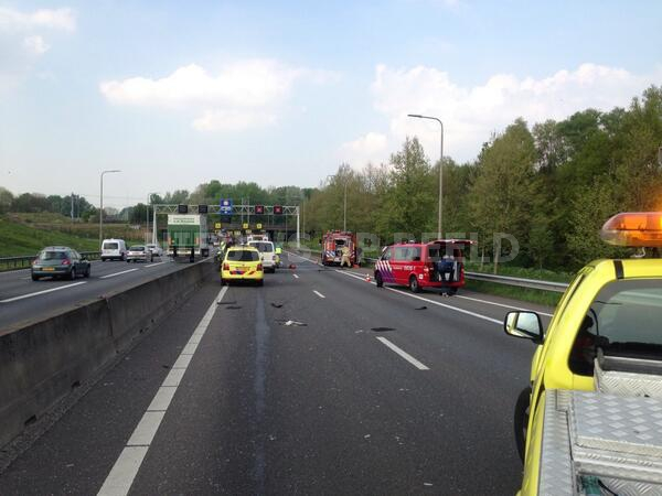 a16-ongeval