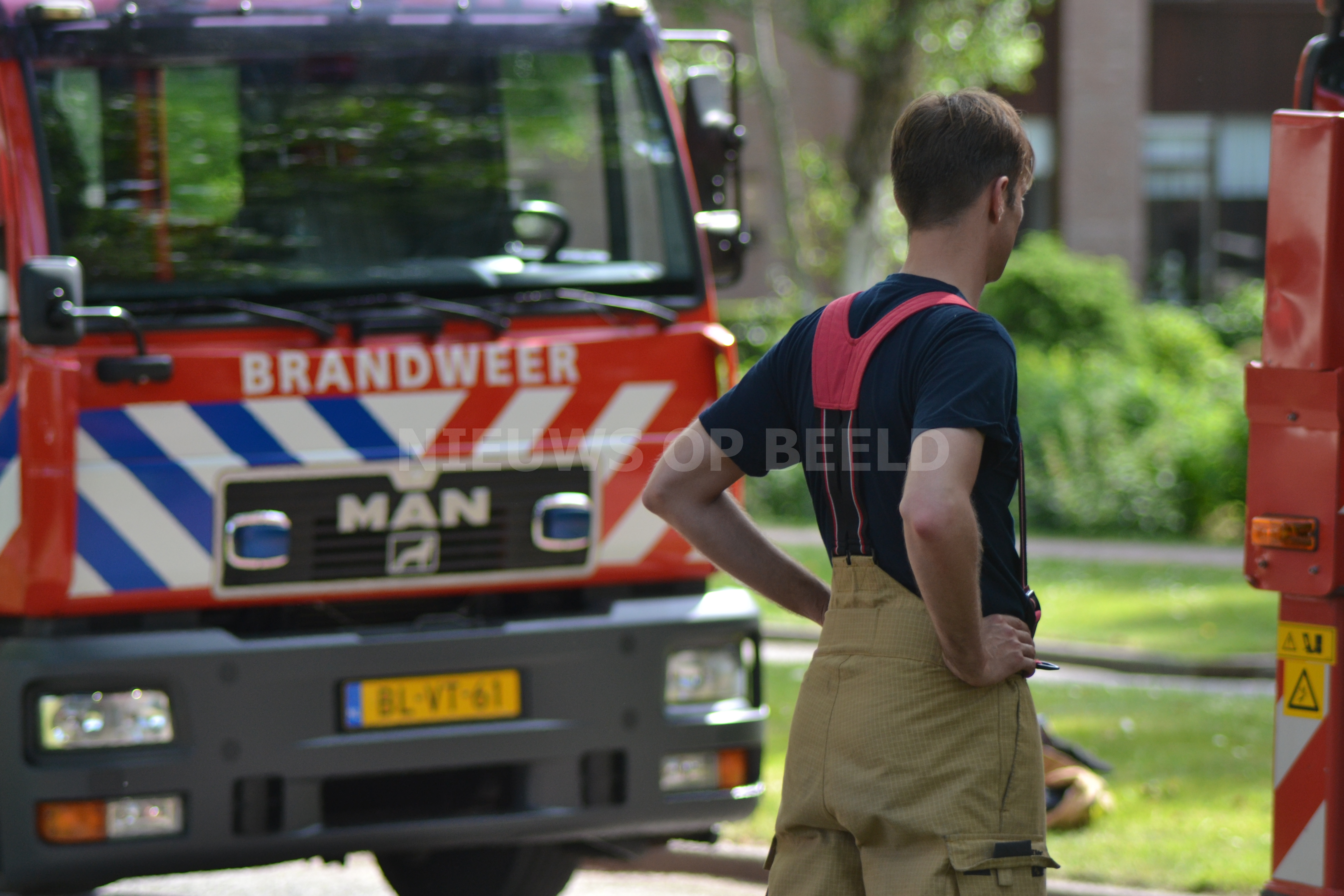 Drie katten en twee parkieten overleden na woningbrand Graaf Adolfstraat Leerdam