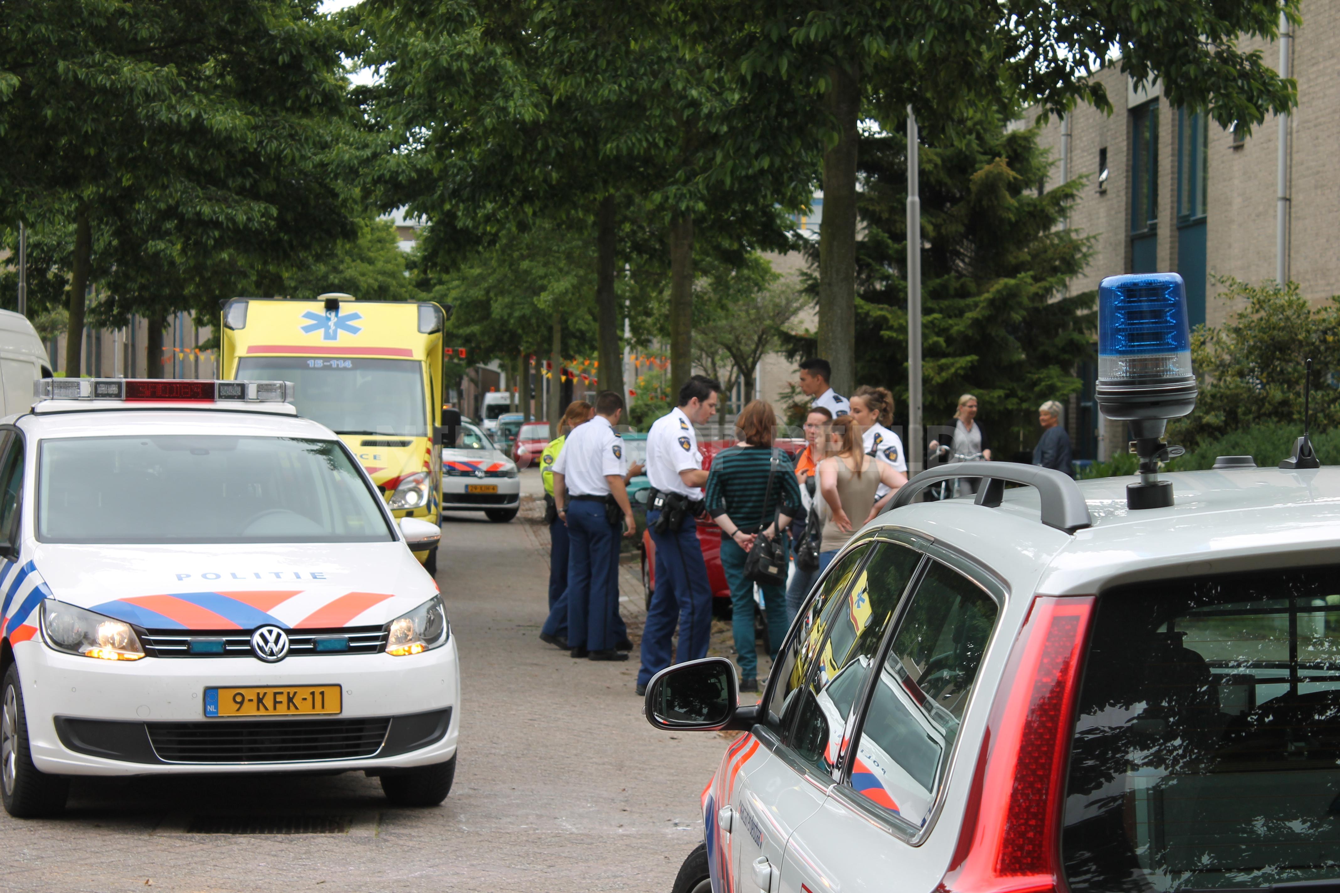 Scooterrijder gewond bij eenzijdig ongeval Bantulaan Delft