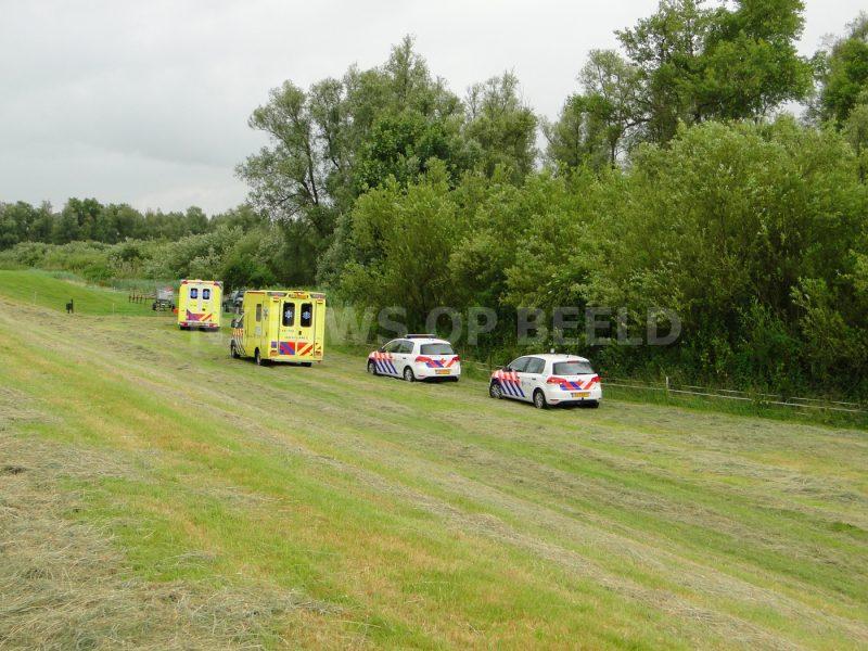 Oude Veerweg Ongeval 16-6-2014 001