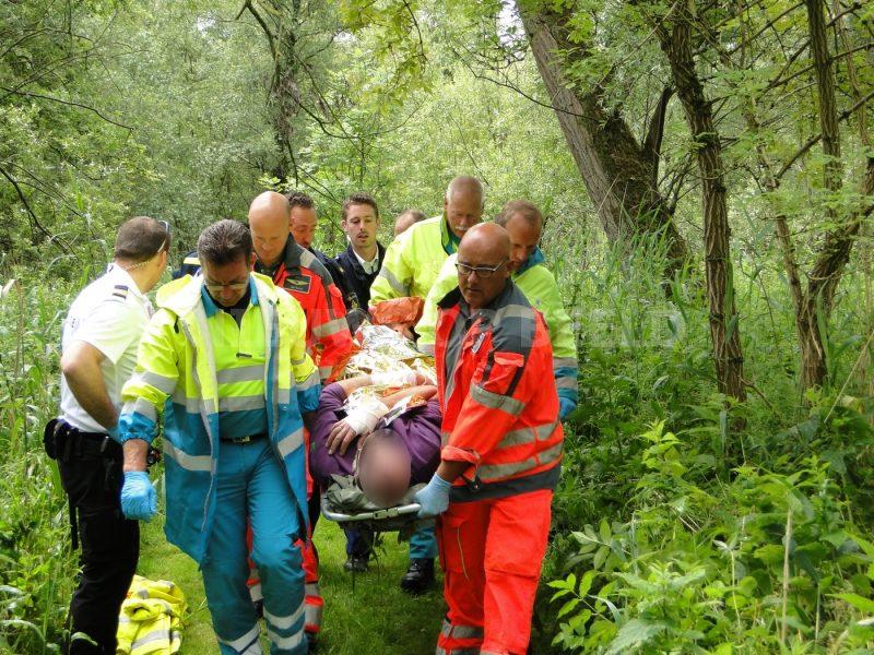 Oude Veerweg Ongeval 16-6-2014 013